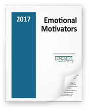 Report Cover Emotional Motivators