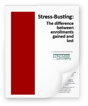 Report Cover Stress Busting